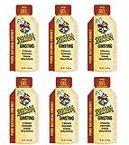 Honey Stinger Caffeinated Ginsting Classic Energy Gel (6 x 1.2oz Packs)