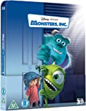 Monsters, Inc. 3D Normal Edition Steelbook Includes 2D Version Sold out