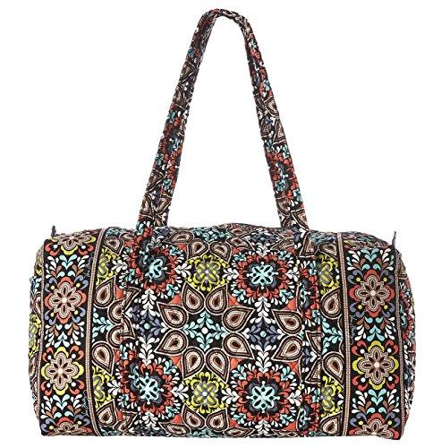 Vera Bradley Luggage Womens Duffel