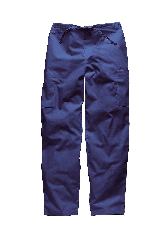 Dickies Workwear unisex Pantaloni per personale medico con cordoncino