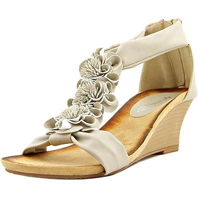 510967079c6 PATRIZIA by Spring Step Womens Isabella Sandals 36 (US 5.5-6) Beige