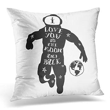 Amazon.com: Emvency Throw Pillow Covers Case Palencia Spain ...