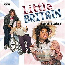 Little Britain: Best Of TV Series 1 (BBC Audio): Amazon co