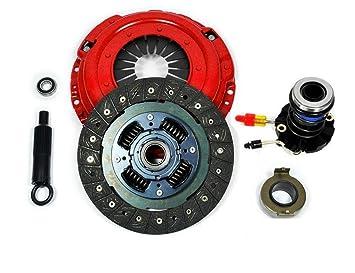 EFT etapa 1 Kit de embrague + esclavo 93 - 94 Ford Ranger 94 Mazda B2300 pastilla camión 2.3L: Amazon.es: Coche y moto