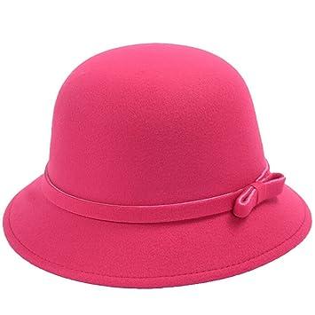 09423bd9e6f21 TININNA Sombrero Lana para Mujer