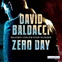 Zero Day (John Puller 1) [German Edition] Audiobook by David Baldacci Narrated by Dietmar Wunder