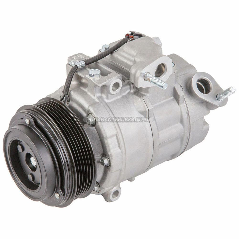 AC Compressor & A/C Clutch For Ford Explorer 2011 2012 2013 2014 -  BuyAutoParts 60-03212NA NEW
