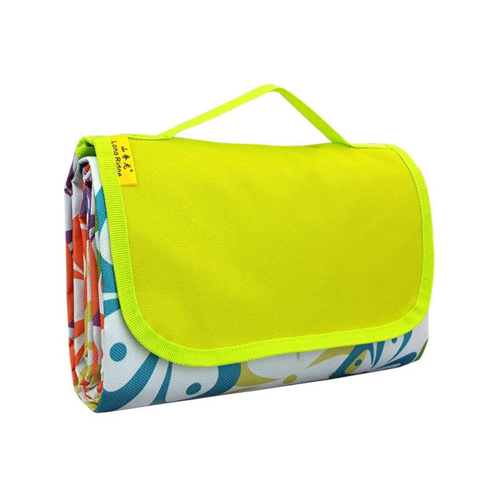 DsteLasyl Wasserdicht Picknickdecke,Outdoor-Faltbare Portable Sommerstrand PVC pad pad pad verschleißfesten Umweltschutz & wärmedämmung-G 200x200cm(79x79inch) B07PLFJM5V | Shopping Online  01360d