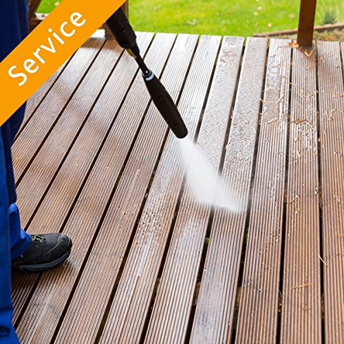 Deck Cleaning – Up to 200 Square Feet