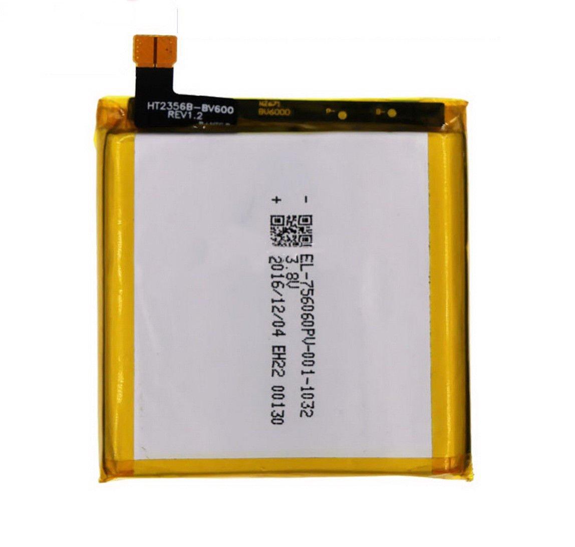 Theoutlettablet/® Batteria per Smartphone Blackview BV6000 4200mAh