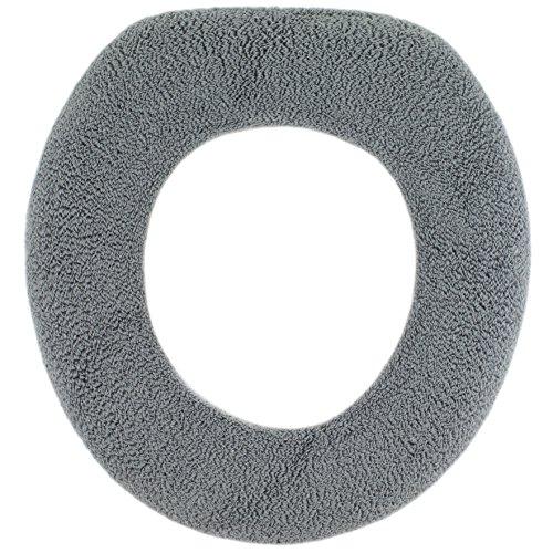 Warm-n-Comfy Soft Fabric Toilet