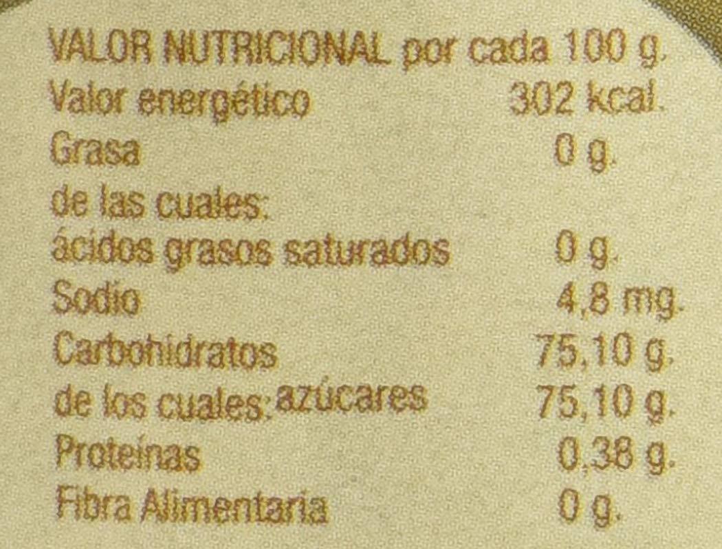 Jalea de Luz Miel Cruda Pura de Carrasca - 950 gr.