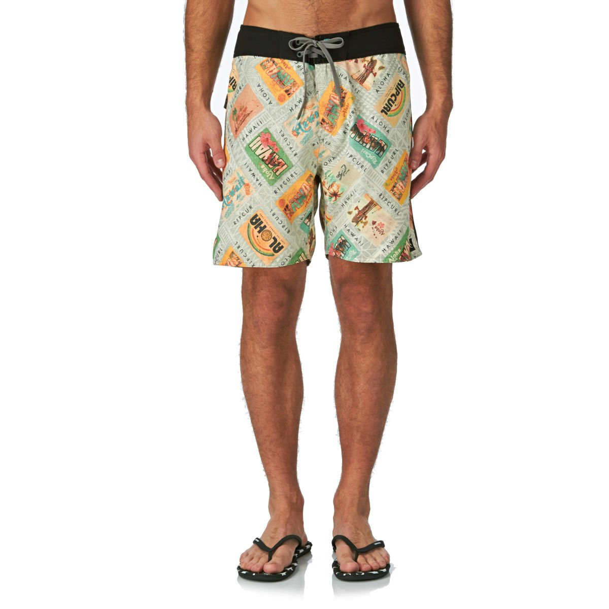 """Boardshorts Men Rip Curl Ahi Taco 19"""" Boardshorts"""