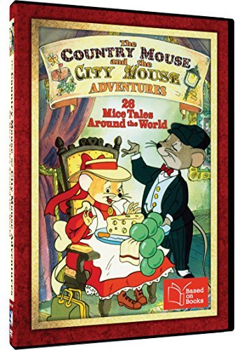 The Country Mouse and The City Mouse Adventures - 26 Mice Tales Around The - Creek Stores City