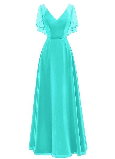 ASBridal Bridesmaid Dresses Long Plus Size Prom Dresses for ...