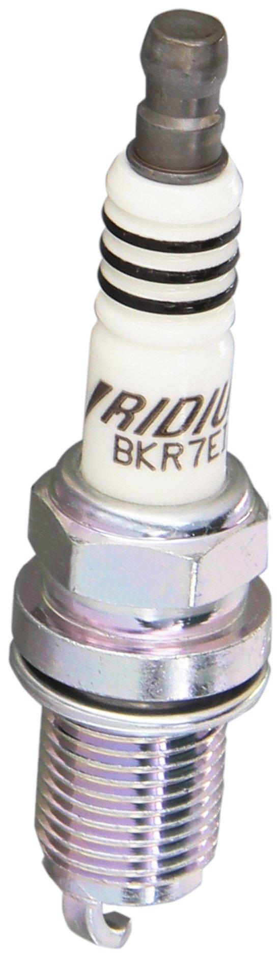 NGK 2667 BKR7EIX Iridium IX Spark Plug, Pack of 4