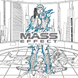 img - for Mass Effect Adult Coloring Book book / textbook / text book