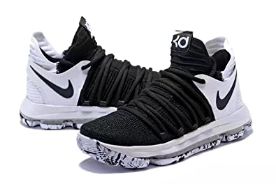 fd3940291a5 Nike Men s Zoom KDX Basketball Shoes Black Size  14.5 UK  Amazon.co ...