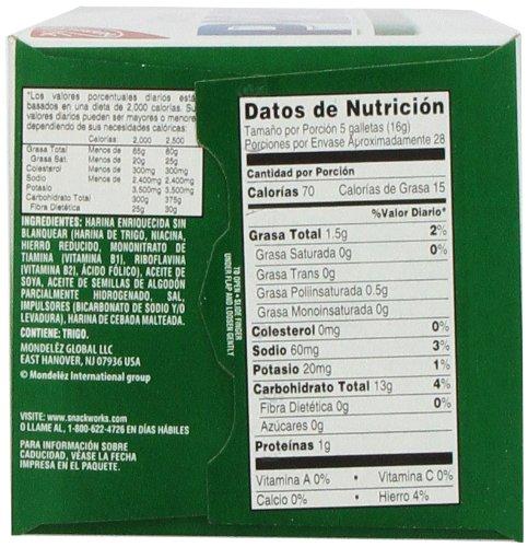 Amazon.com: Premium Saltine Crackers, (Unsalted Tops, 16-Ounce Box)