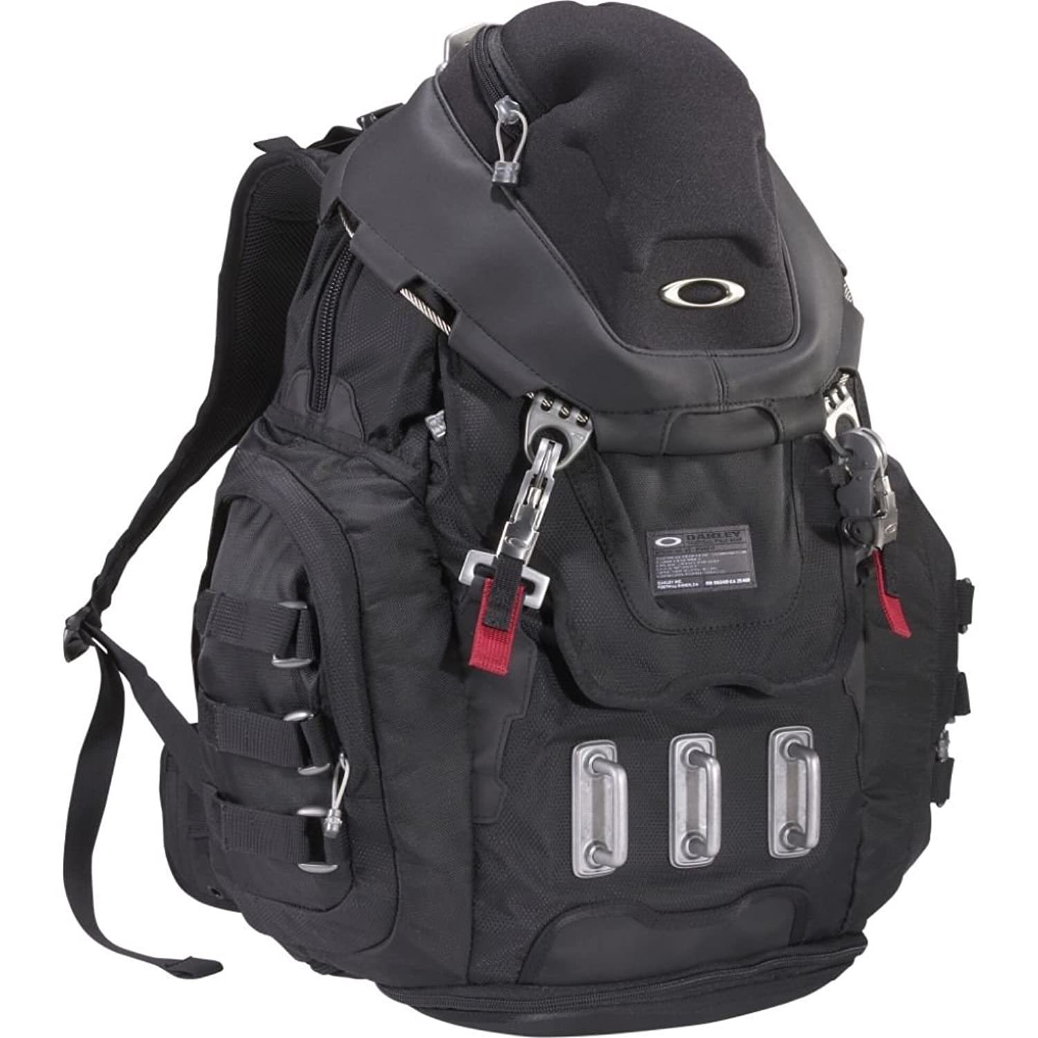 oakley kitchen sink pack black clothing