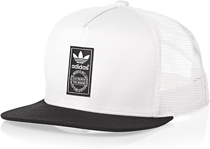 adidas Trucker Chalk 2 - Gorra, Color Negro: Amazon.es: Ropa y ...