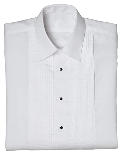 d60e2d9ab6b2 Image Unavailable. Image not available for. Color: Ed Garment Men's Point  Collar Tuxedo Shirt ...