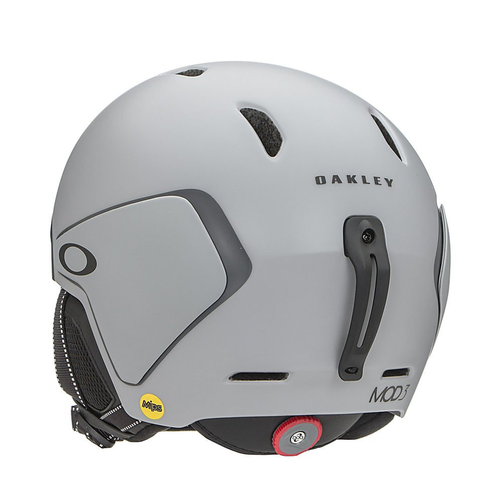 Oakley MOD3 MIPS gris mate pequeño casco de la nieve: Amazon.es: Deportes y aire libre