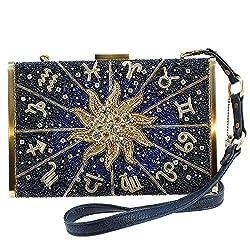 Beaded Crossbody Handbag