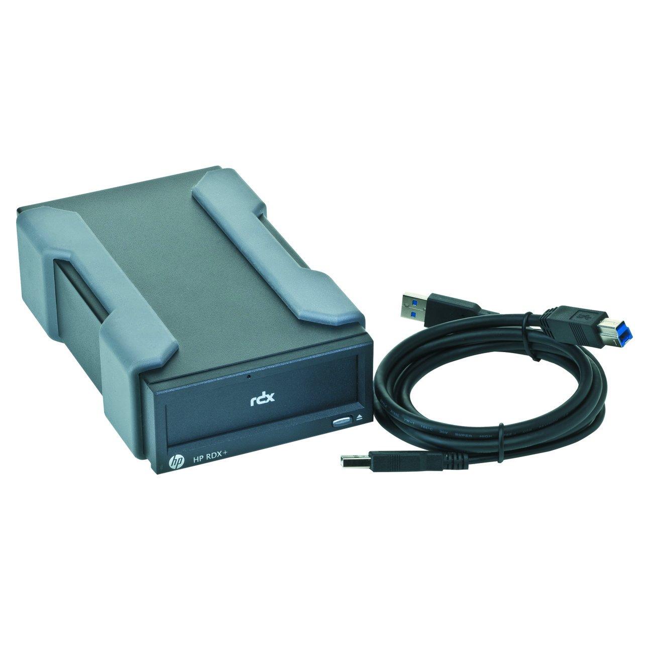 HP Rdx+ Removable Disk Backup System, 1 TB (B7B69B)
