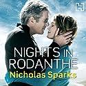 Nights in Rodanthe Hörbuch von Nicholas Sparks Gesprochen von: JoBeth Williams