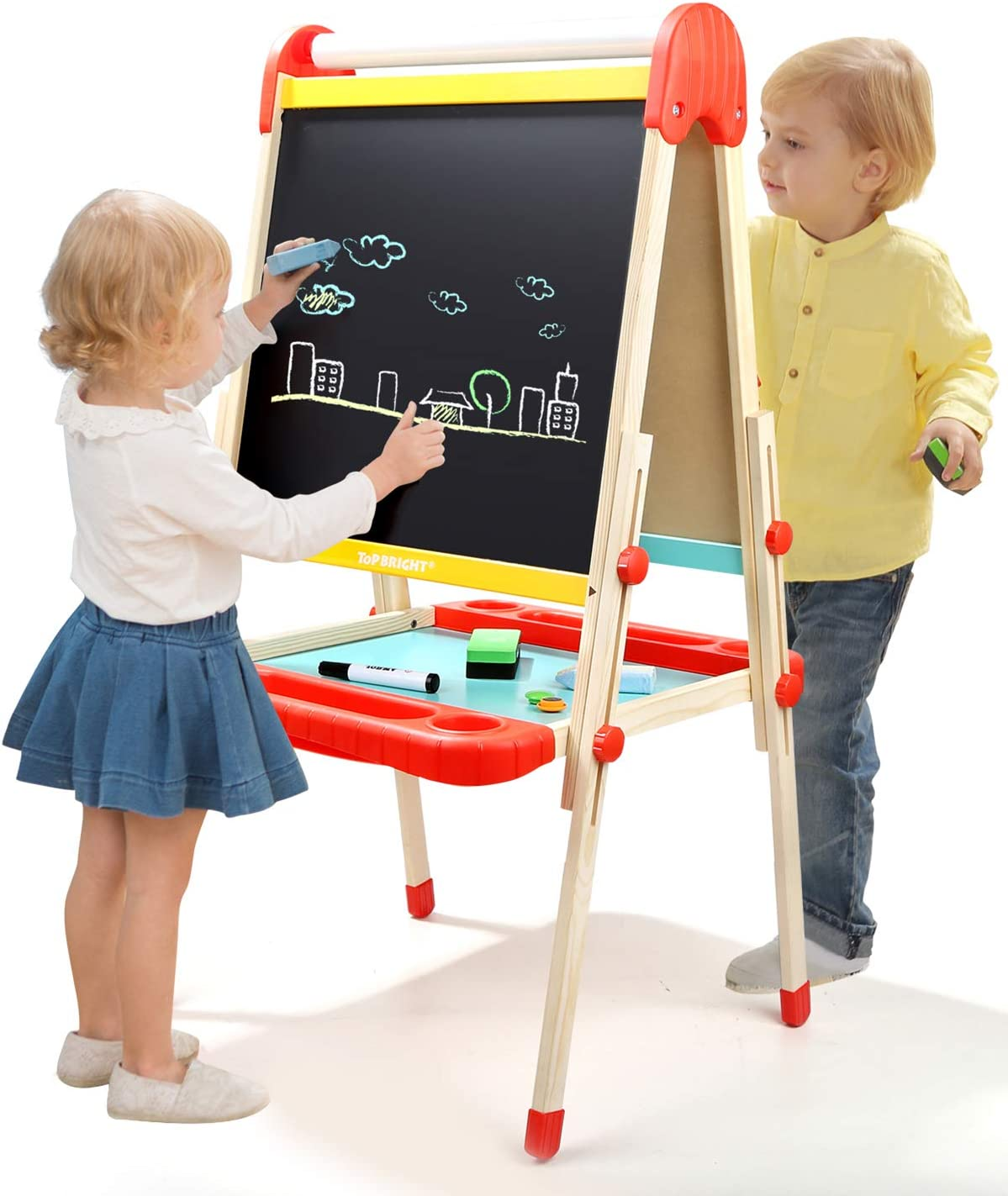 Top 9 Best Easel For Toddlers & Kids (2020 Reviews) 8