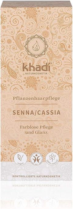 Khadi Henna Cassia-Neutra Pura 100Gr 300 g: Amazon.es: Belleza