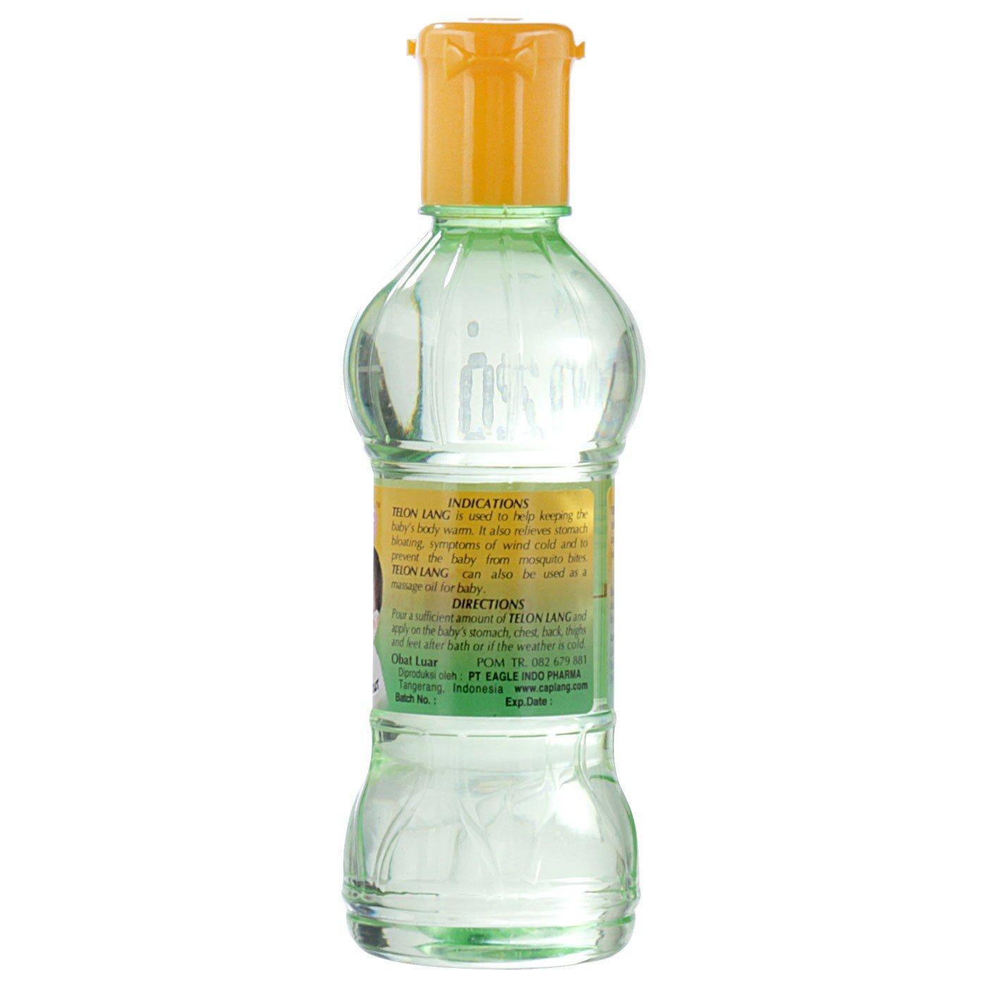 Cap Lang Eagle Brand Telon Oil 15ml Health Minyak Kayu Putih Caplang 60ml Dan 30ml Personal Care