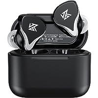 Fones de ouvido sem fio KZ Z3 TWS Qualcomm Bluetooth 5.2 APTXLL-APTXHD tecnologia híbrida 2BA + 2DD adaptativa Fones de…
