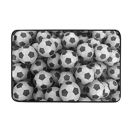 LiminiAOS Balón de fútbol Alfombrilla de baño Alfombrilla ...