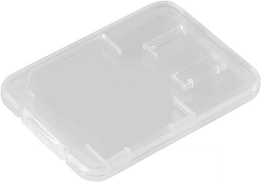POPPSTAR - Forros para Tarjetas de Memoria, Caja para Guardar ...
