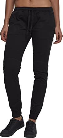 Urban Classics Ladies Biker Jogging Pants c8fb132b39f