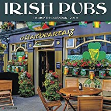 Irish Pubs 2019 Wall Calendar