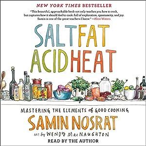 Salt, Fat, Acid, Heat Audiobook