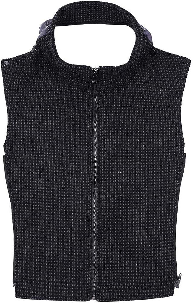 Manteau Homme Laine Hiver Chaud Trench-Coat Caban /él/égant Blouson Parka Veste Slim Fit Casual Coat