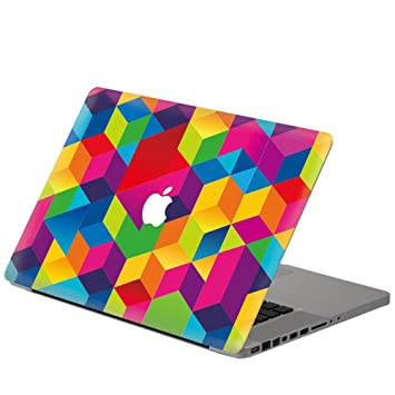 MacBook 13 inch Caso, diamante color tacto suave carcasa ...