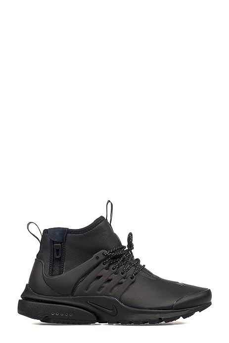 online store ff0bf b7e4a Nike Men s 859524003 Black Polyester Hi Top Sneakers  Amazon.ca  Shoes    Handbags
