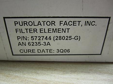 Killer Filter Replacement for PUROLATOR//FACET 31P0EAH034F1