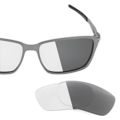 929ca7fe3121 Revant Replacement Lenses for Oakley Tincan Elite Adapt Grey Photochromic