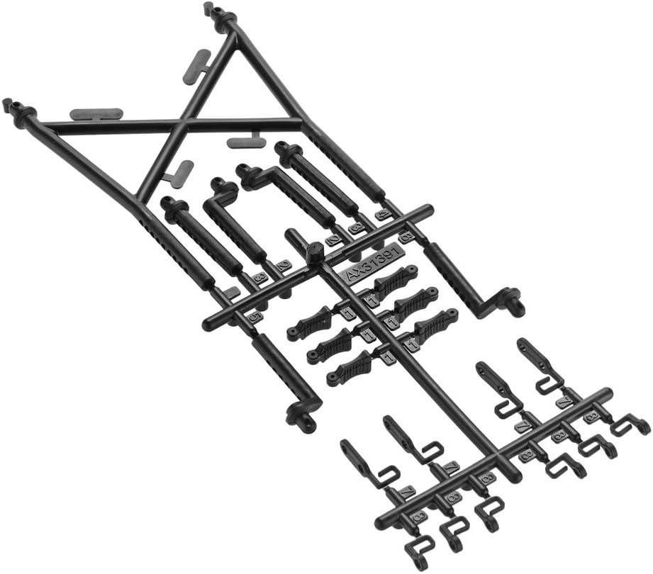 4Pcs Aluminum RC Car Crawler Body Post Mounts For 1:10 Axial SCX10 9002 KQ