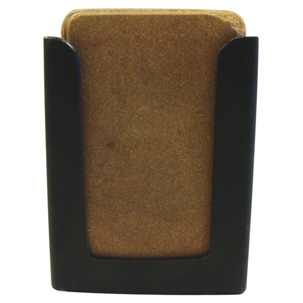 High Country Plastics SB-1BK Salt Block Holder, Single, Black