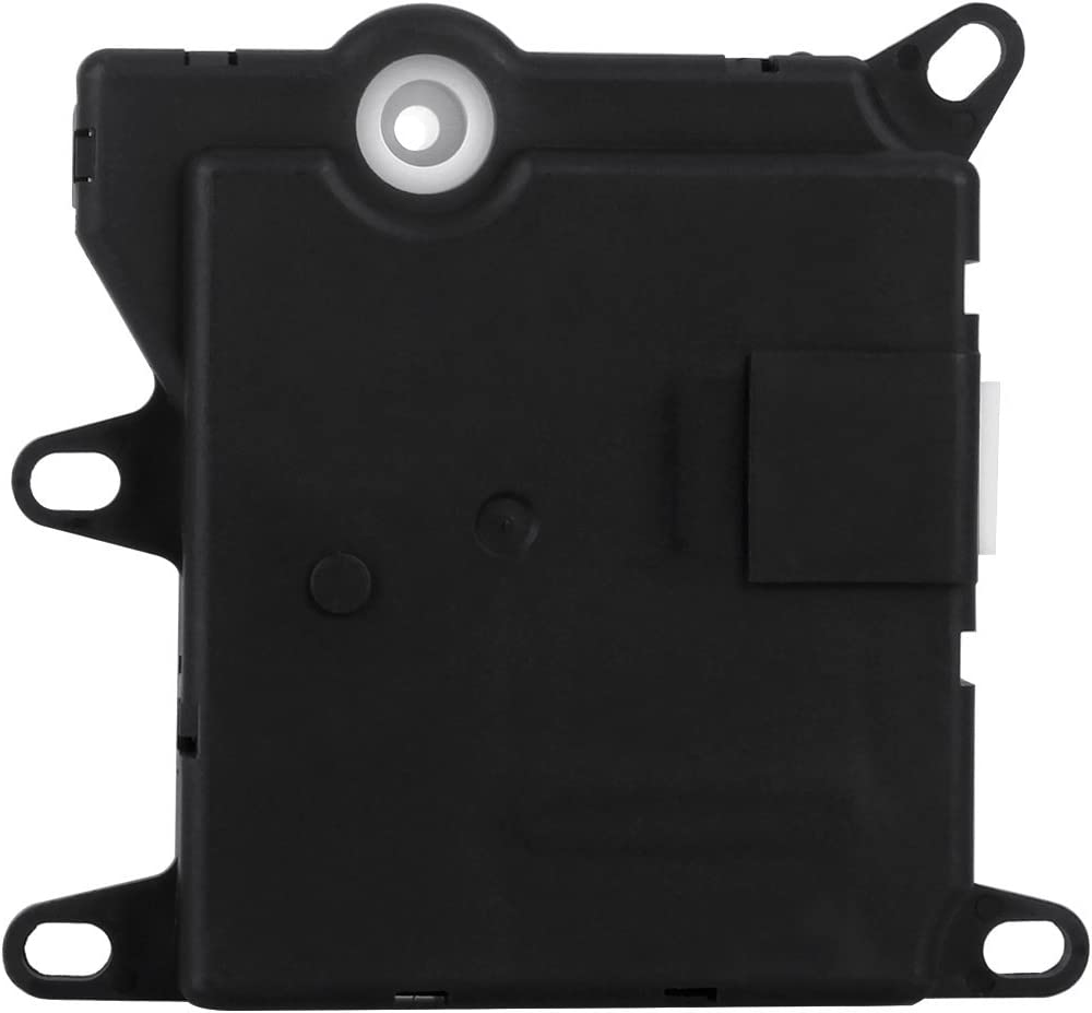 HVAC Blend Door Actuator Replaces 1L2Z19E616BA 604-213 for 2002-2017 Ford Expedition, 2002-2010 Ford Explorer, 2003-2005 Lincoln Aviator & Navigator, Front Auxiliary AC Actuator