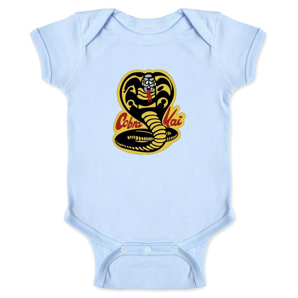 Cobra Kai Karate Dojo Infant Bodysuit by Pop Threads 1778-201