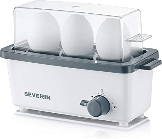 1-3 Eier 210 W Unold 38610 Eierkocher Mini Edelstahlgehäuse