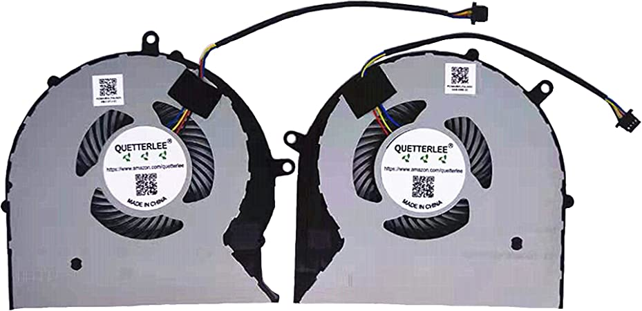 NEW ASUS FX63VM FZ63VM FX63VM7300 FX63VM7700 CPU Cooling fan DFS602212M00T-FK7W